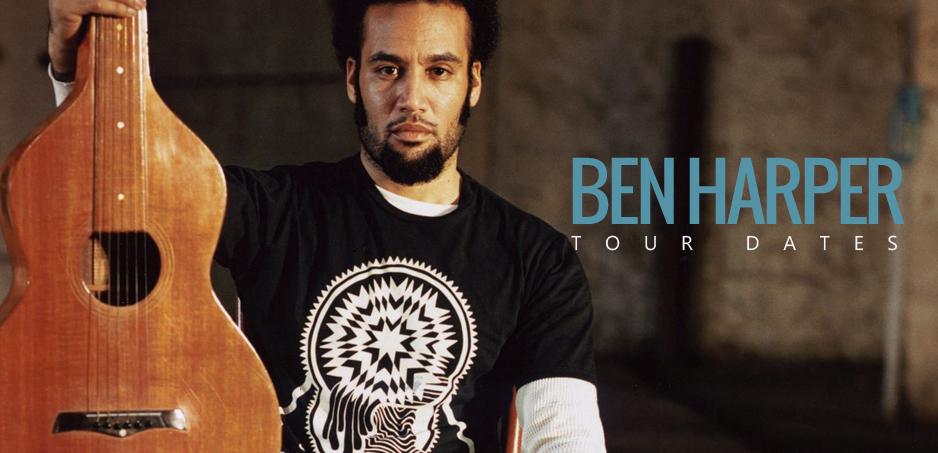 Ben Harper Tour